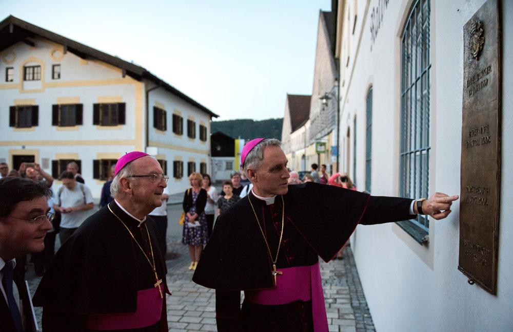 Papst Benedikt Geburtsort